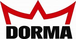Комплект фурнитуры для одинарной маятниковой двeри Dorma 80377011499