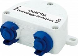Уличный интерфейсный модуль Mobotix MX-Overvoltage-Protection-Box-RJ45
