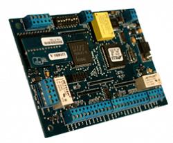 Контроллер для подключения 2 считывателей/клавиатур Apollo AIM-2DL