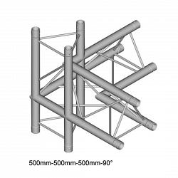Металлическая конструкция Dura Truss DT 23 C45-LUD   90