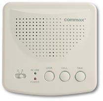 Commax WI-2B (компл. 2шт) интерком на 2 абонента АС220В связь по линии электропитания