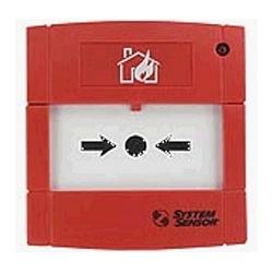 Извещатель пожарный ручной System Sensor MCP1A-R470SF