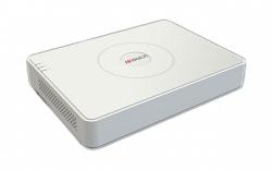 16 канальный гибридный HD-TVI видеорегистратор HiWatch DS-H116G