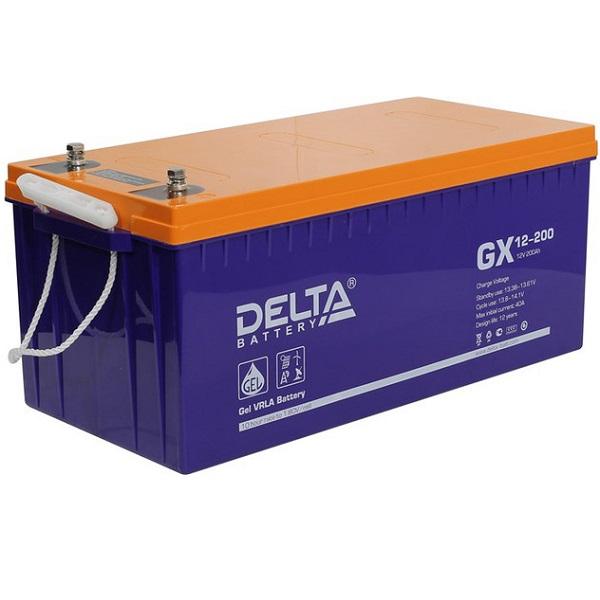 Аккумуляторная батарея Gigalink GX12-200