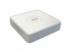 4 канальный гибридный HD-TVI видеорегистратор HiWatch DS-H104Q