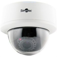Цветная купольная видеокамера     Smartec      STC-3514/3