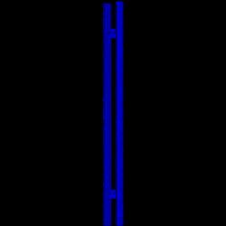 DORMA UNIVERSAL LIGHT Ручка-скоба