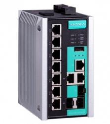 Коммутатор MOXA EDS-510E-3GTXSFP-T