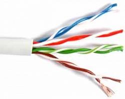 Компьютерный кабель AVS FTP4CAT5e 24 AWG Cu PE AVS (outdoor)