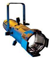Профилированный прожектор   ETC    SOURCE FOUR  ZOOM 25-50, Black CE