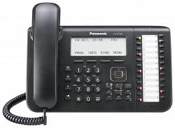 Телефон системный IP Panasonic KX-NT553RU-B
