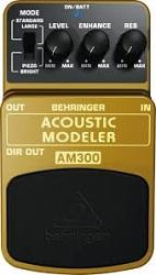 Педаль моделирования Behringer AM 300
