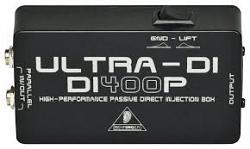 DI-box Behringer DI 400P