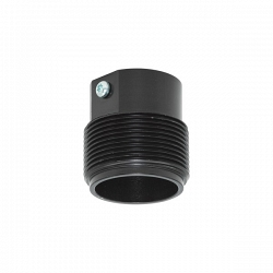 """Адаптер  AXIS T91A06 PIPE ADAPTER 3/4-1.5"""" (5503-091)"""