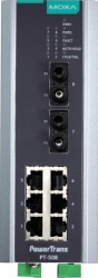 Коммутатор MOXA PT-508-MM-ST-HV