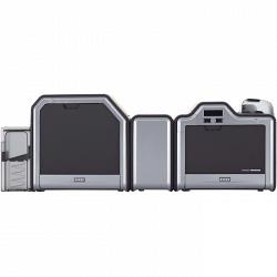 HDP5600 (300 DPI) SS LAM1 +MAG +Prox +13.56 +SIO.  Принтер-кодировщик FARGO. HID 93227.