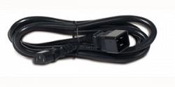 APC Шнур питания IEC-320 C13 to C20 10 AMP / 230V - 1.98 Meter (AP9879)