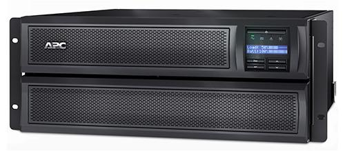 ИБП APC Smart-UPS X 3000 ВА, в стоечном / вертикальном исполнении SMX3000HV