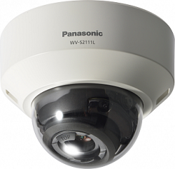 Купольная IP видеокамера Panasonic WV-S2111L