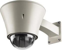 Гермокожух для купольных камер Videotec DBH18K0F029