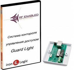 Система учета рабочего времени Iron Logic Guard Light - 10/2000