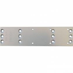 Монтажная пластина для доводчика, A161 серебряная