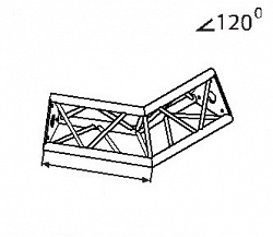 Стыковочный угол IMLIGHT T40/31-23
