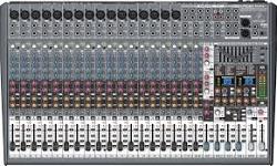 Звуковой процессор Behringer SX 2442FX EURODESK