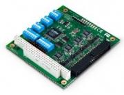 Мультипортовая плата MOXA CA-114-T w/o Cable