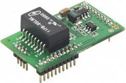 Ультракомпактный встраиваемый преобразователь MOXA MiiNePort E2