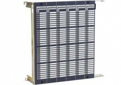 Лицевая панель с  модулем для панелей серии 8008 - Esser 772363