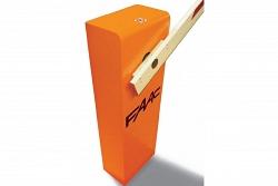 Стойка правостороннего шлагбаума 640 STD с блоком управления и пружиной