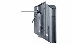 Турникет-трипод электромоторный, тумбовый со стеклом Praktika-t-03
