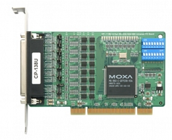 8-портовая плата MOXA CP-138U w/o Cable