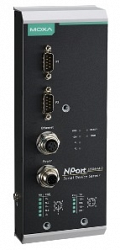 2-портовый сервер MOXA NPort 5250AI-M12-CT