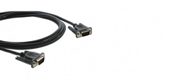 Кабель Micro VGA (HD15): Вилка - Вилка Kramer C-MGM/MGM-3