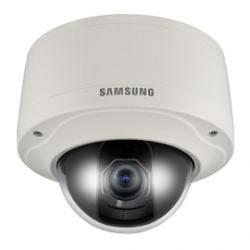 Сетевая купольная миниатюрная  камера Samsung SNV-5080P