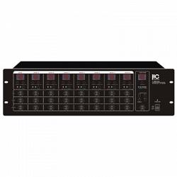 Аудио матрица – селектор 8х8 - ITC Escort T-8000