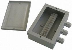 Барьер-КР-М (металл) Коробка распределительная с гермовводами