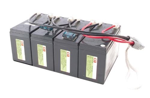 Сменный батарейный картридж APC №25 RBC25
