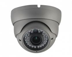 Купольная уличная AHD камера Praxis PE-6111AHD 2.8-12