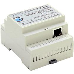 ACS-103-C-DIN Контроллер СКУД