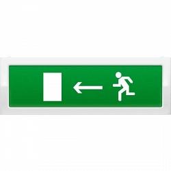 Плоское световое табло Молния-12 Человек влево в дверь