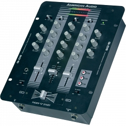 Микшерный пульт American Audio Q-D6 mixer