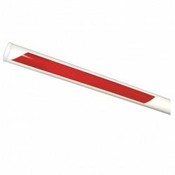 Стрела круглая поворотная Ø85мм со светоотражающими наклейками