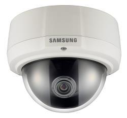 Цветная купольная уличная камера Samsung SCV-2081P