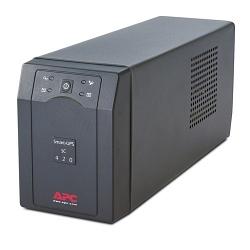 ИБП APC Smart-UPS SC 420 ВА, 230 В SC420I
