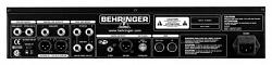Звуковой предусилитель Behringer BASS V-AMP PRO