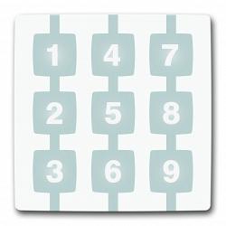 Пульт NceWAY для 9 устройств автоматики - WM009C