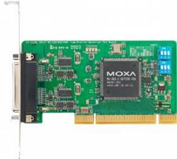 2-портовая низкопрофильная плата MOXA CP-112UL-DB9M
